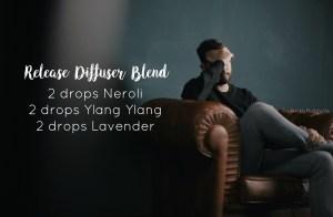 doterra neroli essential oil lavender ylang ylang diffuser blend release