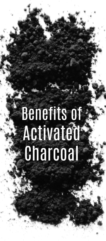 benefits and ways to use activated charcoal
