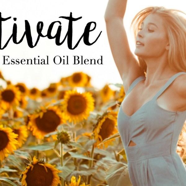 Motivate Essential Oil Blend