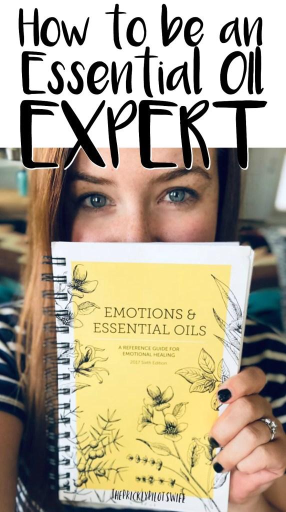 essential oil expert doterra