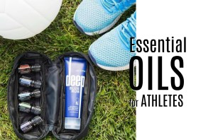 Essential Oils for Athletes