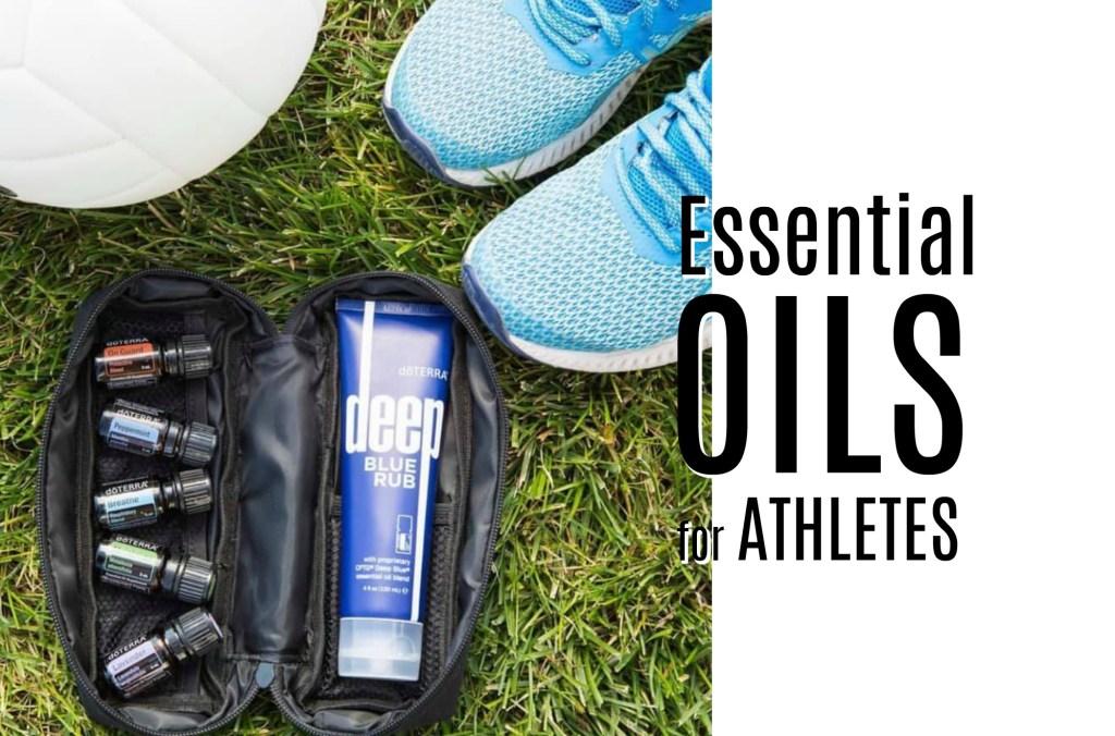 essential oils for athletes