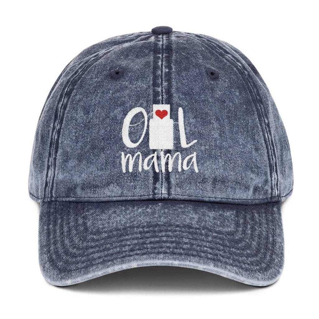 oil mama baseball hat doterra essential oils apparel