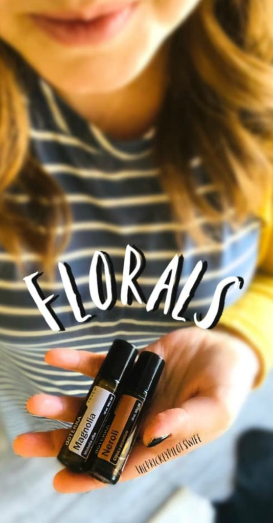 uses for floral essential oils doterra