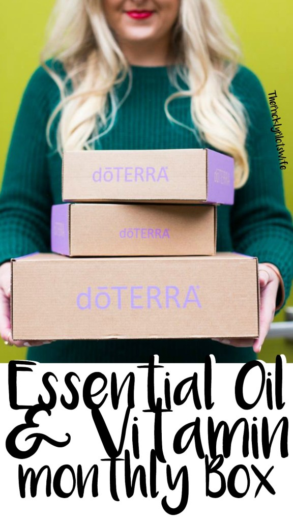 doterra essential oil monthly subscription box
