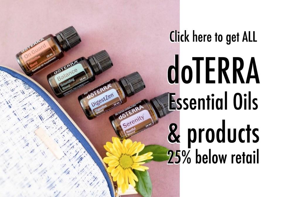 shop doterra essential oils at wholesale price Eucalyptus
