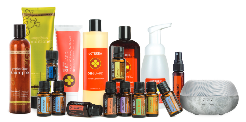 healthy home kit shop doterra essential oils join doterra