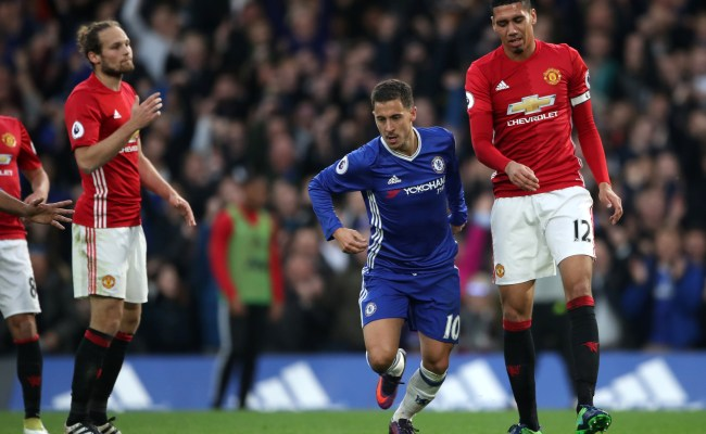 Chelsea Vs Manchester United Predicting A Premier League
