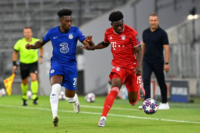Chelsea: Alphonso Davies is the solution for left back