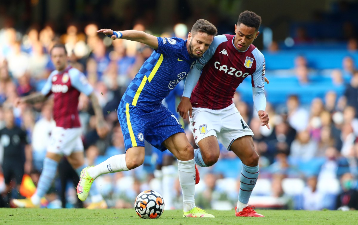 Chelsea vs Aston Villa predicted XI: 3-4-2-1 and rotation in EFL Cup