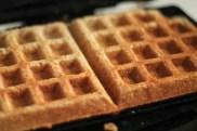 Paleo Waffles, grain and gluten free. www.theprimaldesire.com