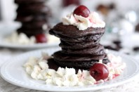Paleo Black Forest Pancakes - http://wp.me/p4Aygm-1MO