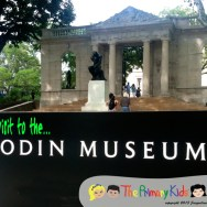 A visit to the Rodin Museum