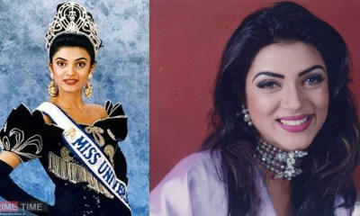No clothes for Miss India's grand finale, Sushmita Sen tells story of Winning Gown