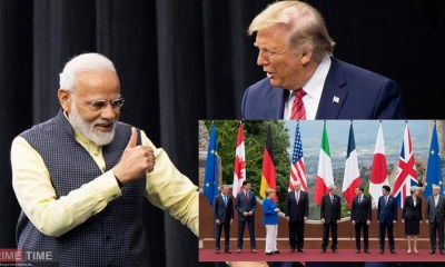 India will be specially invited for the development of G-7 countries