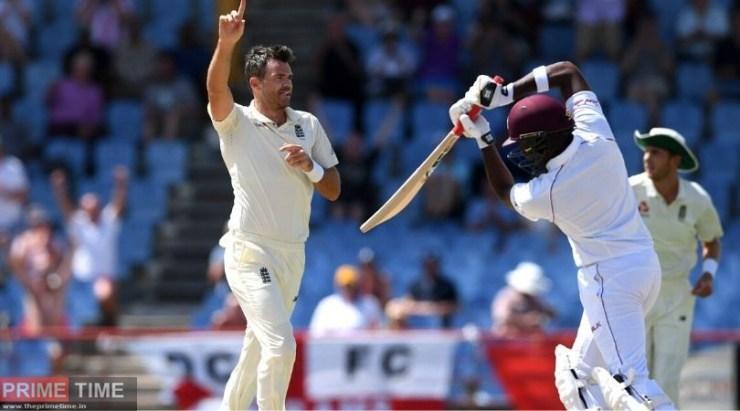 ENG vs WI, 1st Test Cricket