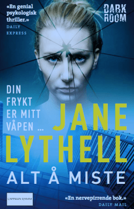 Jane Lythell's Norwegian Cover