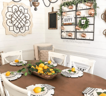 beautiful farmhouse decor for summer home tour