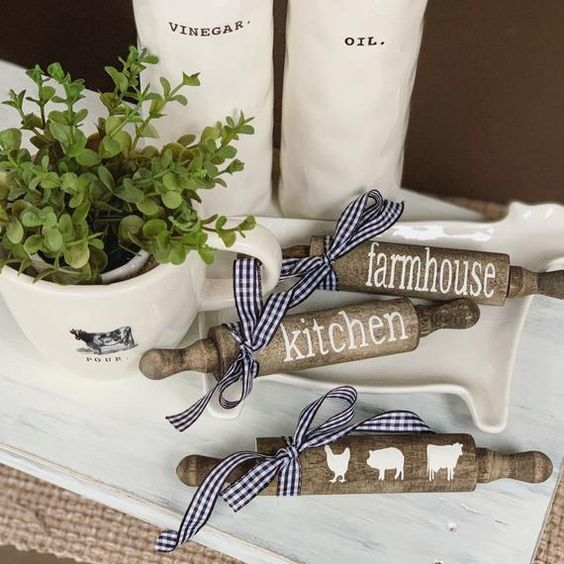 Amazing 30 vintage Inspired ideas for Farmhouse Decor .