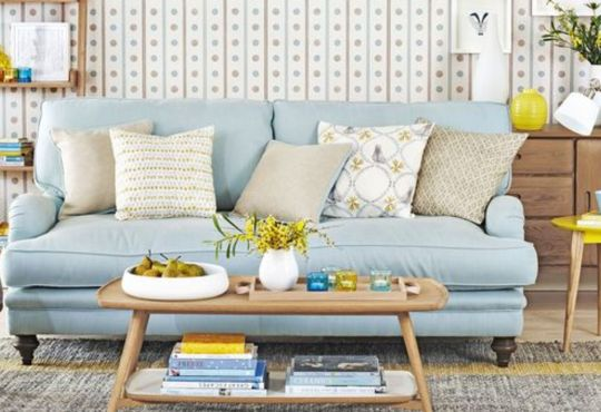 ideas for creating summer decorations in your home