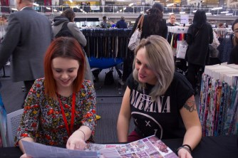 Alannah and Alice take a look at some of the mood boards