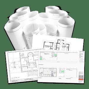 Bulk plan prints