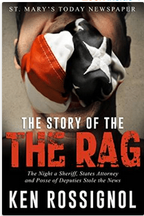 The Story of THE RAG! – St. Mary's Today Newspaper