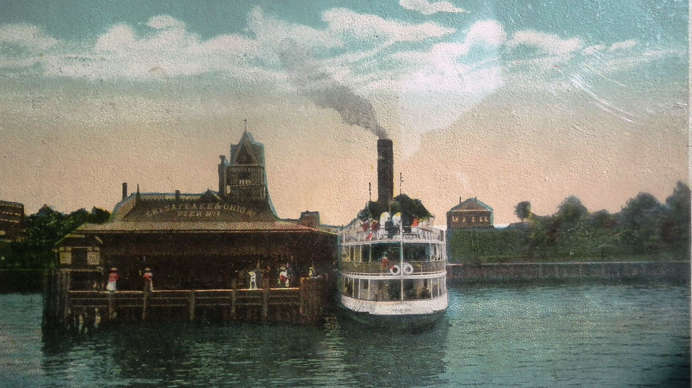 Steamboats of the Chesapeake