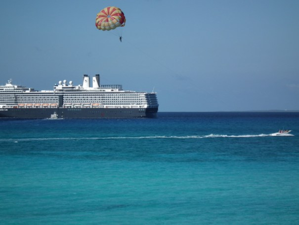 The way a cruise vacation should be: snorkeling, water sports, beaches and great weather. THE PRIVATEER CLAUSE photo
