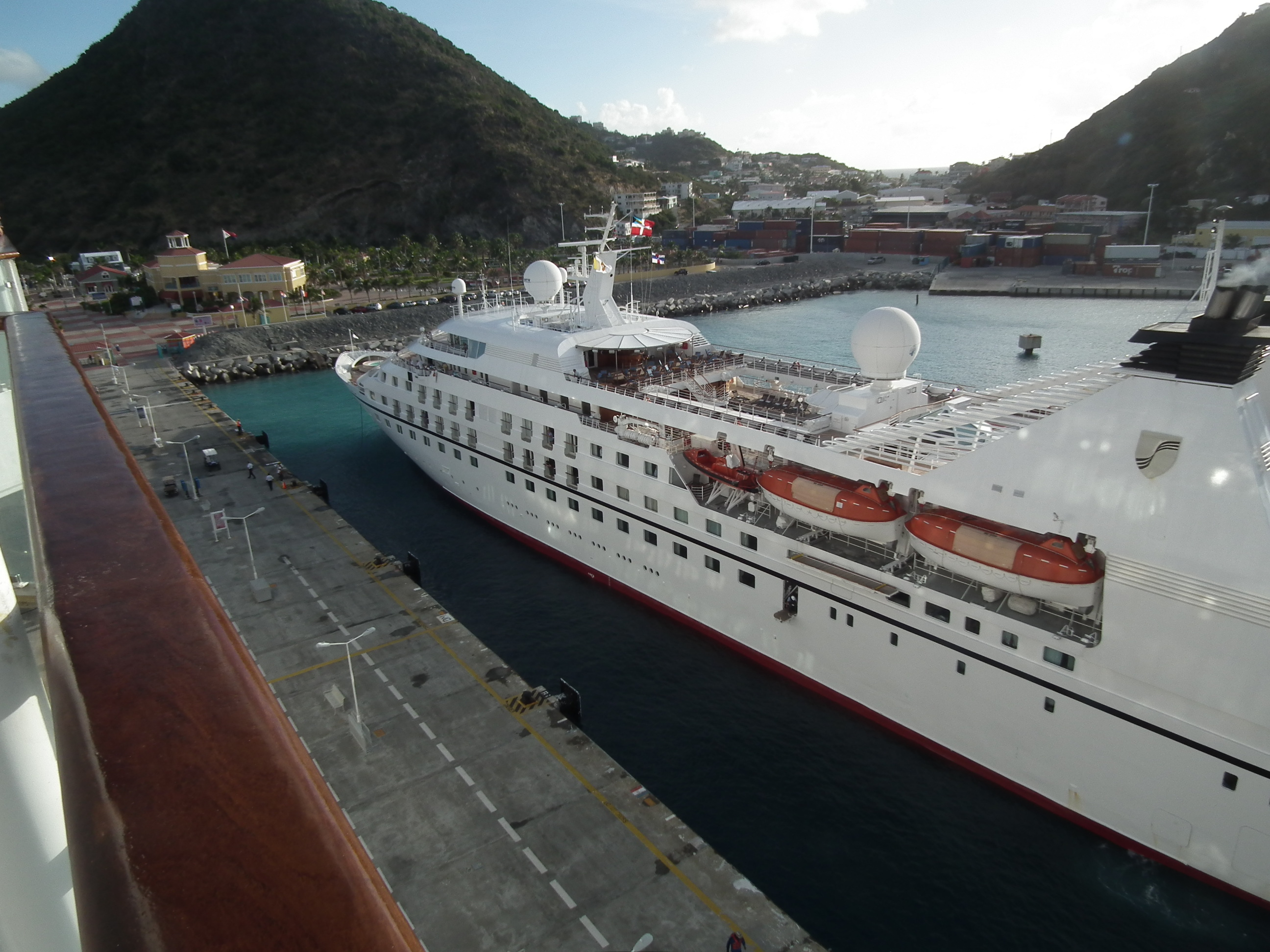 Rejoice, Tourists! St. Maarten adding prison capacity for it's many criminals