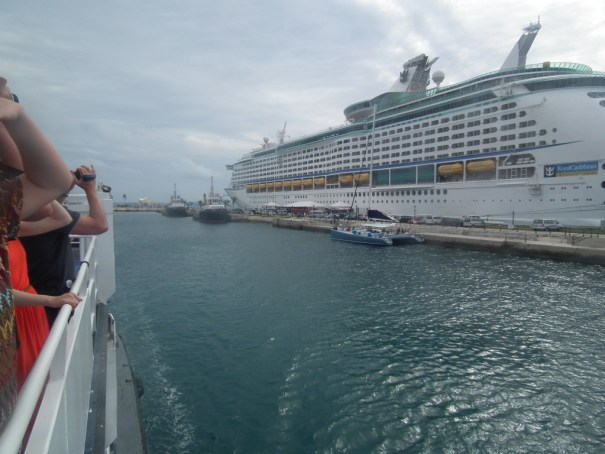 Bermuda is actively seeking more cruise traffic to the island nation, recently voting to allow ship casinos to stay open during overnight stays. Many cruises to Bermuda involve two and three day layovers to allow passengers plenty of time to soak up the culture, history and sun. THE PRIVATEER CLAUSE photo