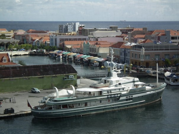 Bustling ports such as sunny Curacao figure out how to accommodate cruise visitors. THE PRIVATEER CLAUSE photo