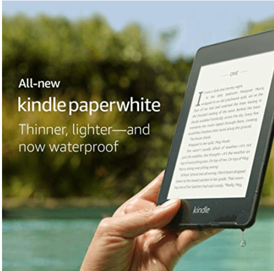 #Kindle Paperwhite Hot Last Summer Giveaway