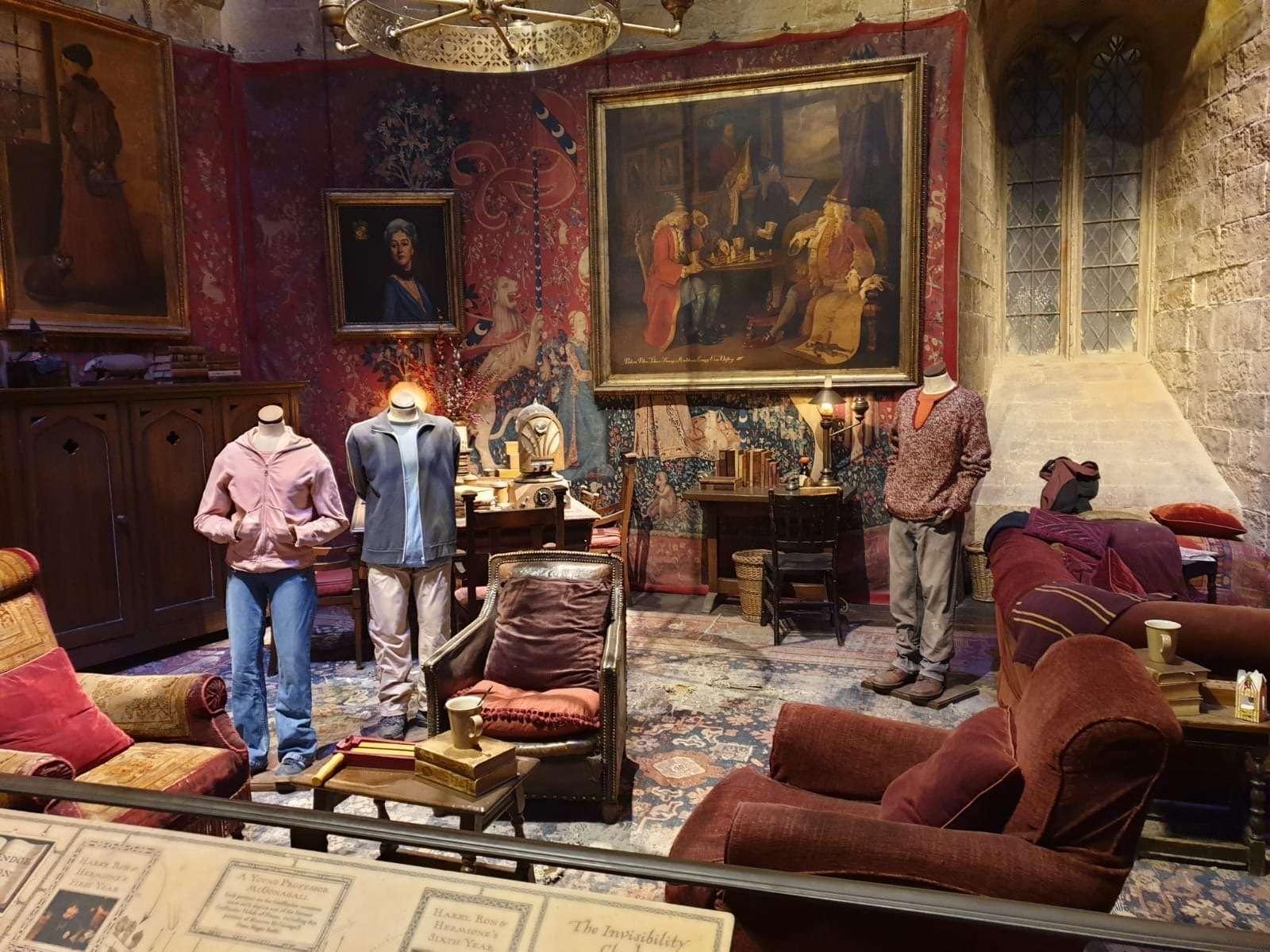 Harry Potter Studio tour 8