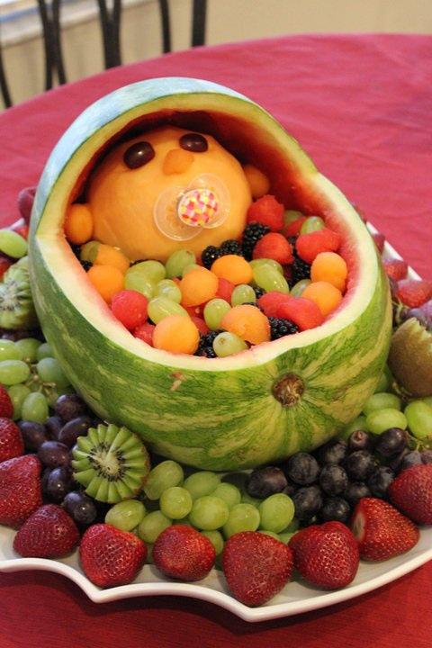 Baby Shower Fruit Tray Ideas : shower, fruit, ideas, Shower, Fruit, Ideas, Produce