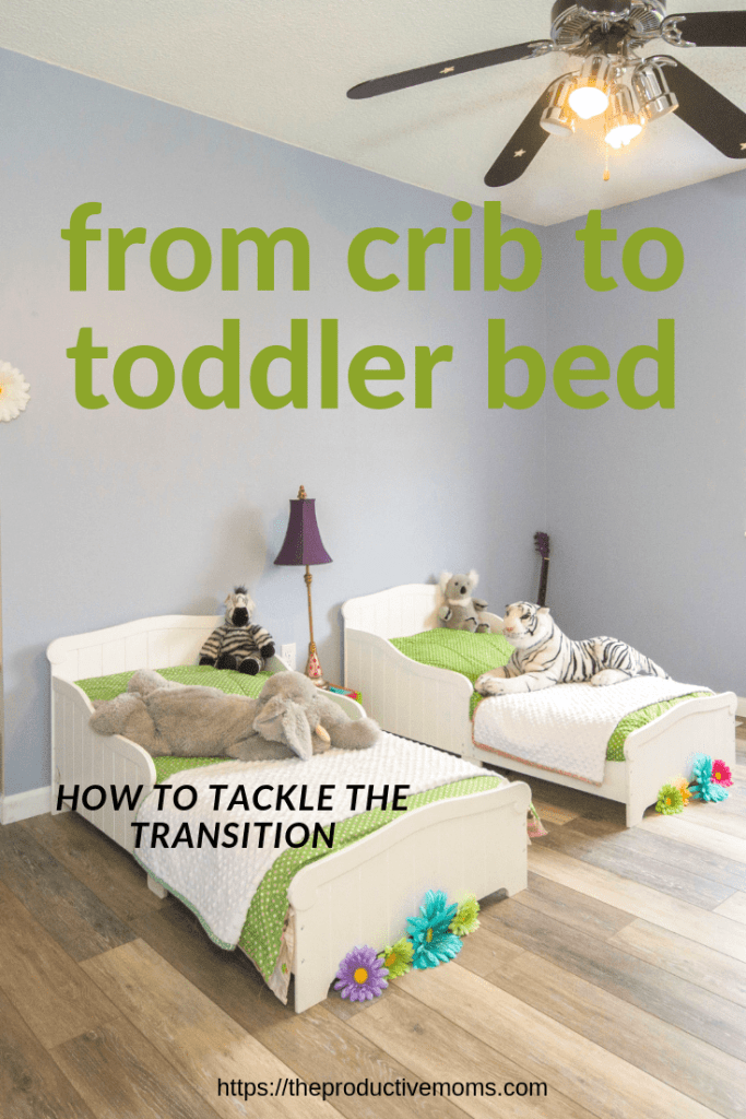 How To Smoothly Transition From Crib To Bed - The ...