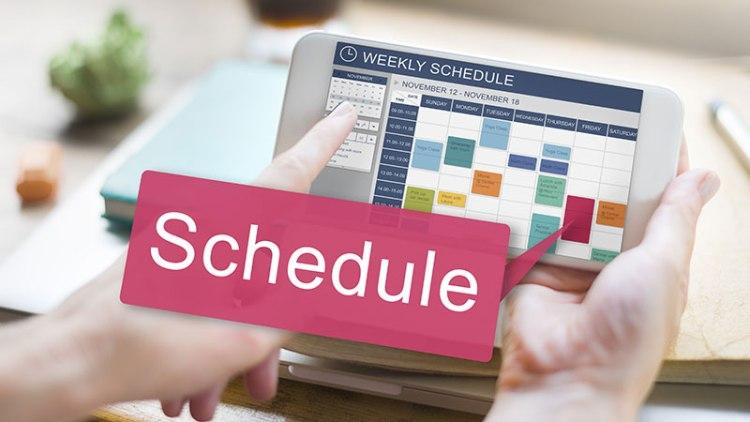 best scheduling program