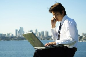 The Virtual Office as a Versatile Business Tool by Laura Stack #productivity