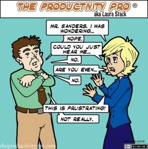 """Yes Men, No Men: Dealing With the """"Autonegatives"""" at Work by Laura Stack #productivity"""
