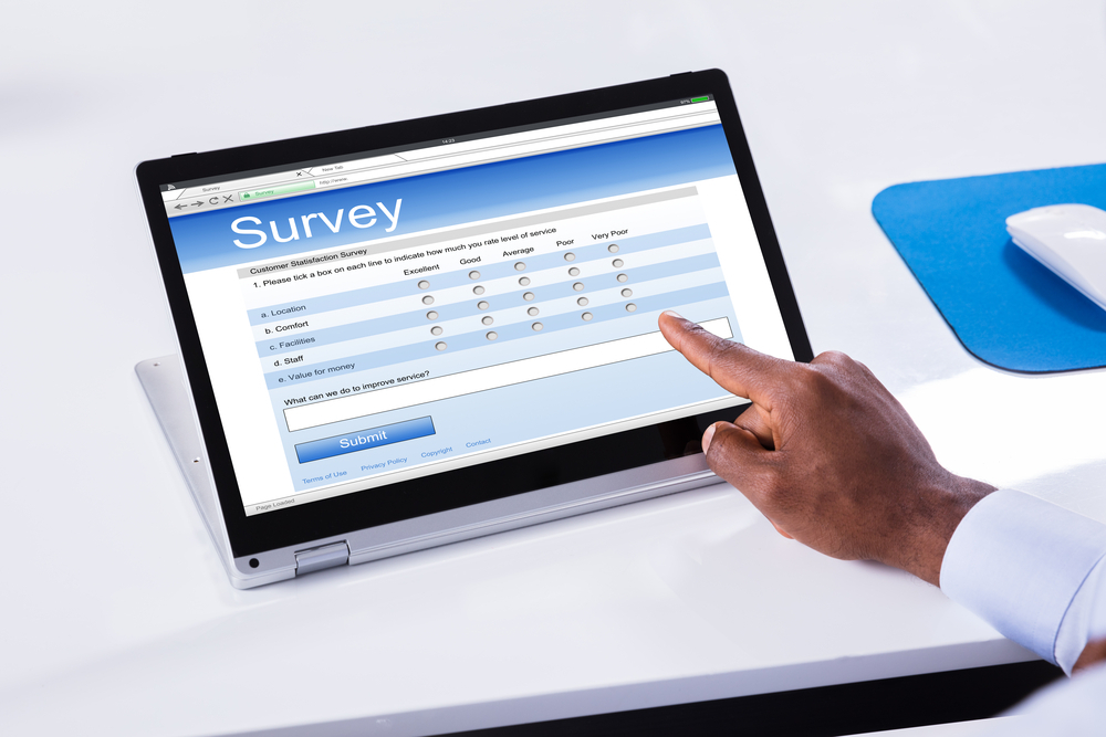 Image of surveys which are useful tools for startup product managers