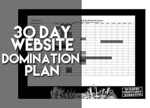 website Domination Plan