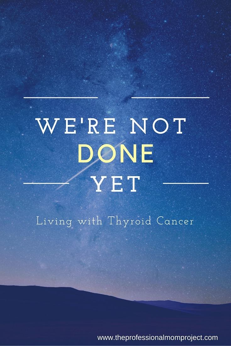 Living with Thyroid Cancer