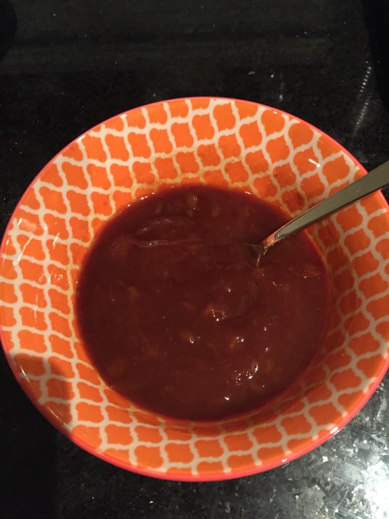 nana's chicken sauce