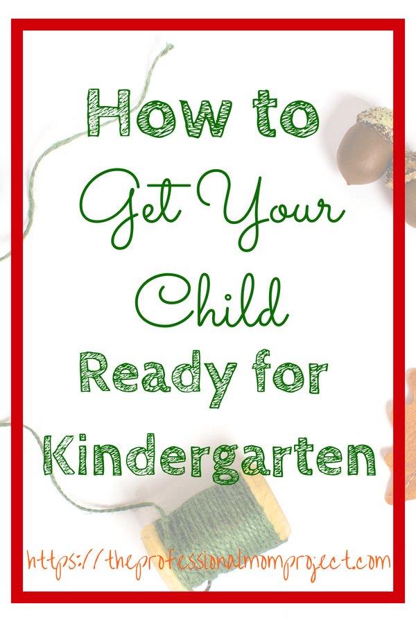 Many Kids Not Ready For Kindergarten >> How To Help Your Preschooler Transition To Kindergarten