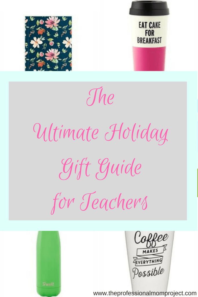 Look no further than this helpful post to find awesome gift ideas for teachers!
