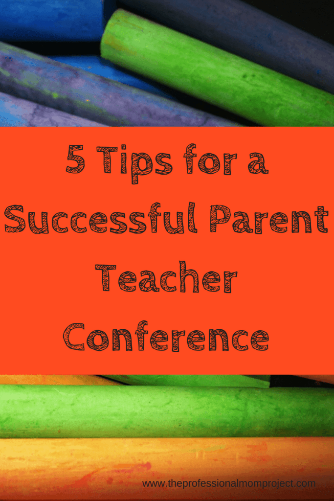 Join me on the blog for five helpful tips for a successful parent teacher conference. Make your upcoming parent teacher interviews as stress free as possible!