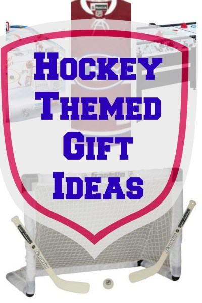 Gifts for the Hockey Obsessed Child