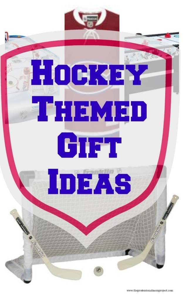 Looking for gifts for the hockey obsessed child in your life? Here are some awesome gift ideas for this holiday season