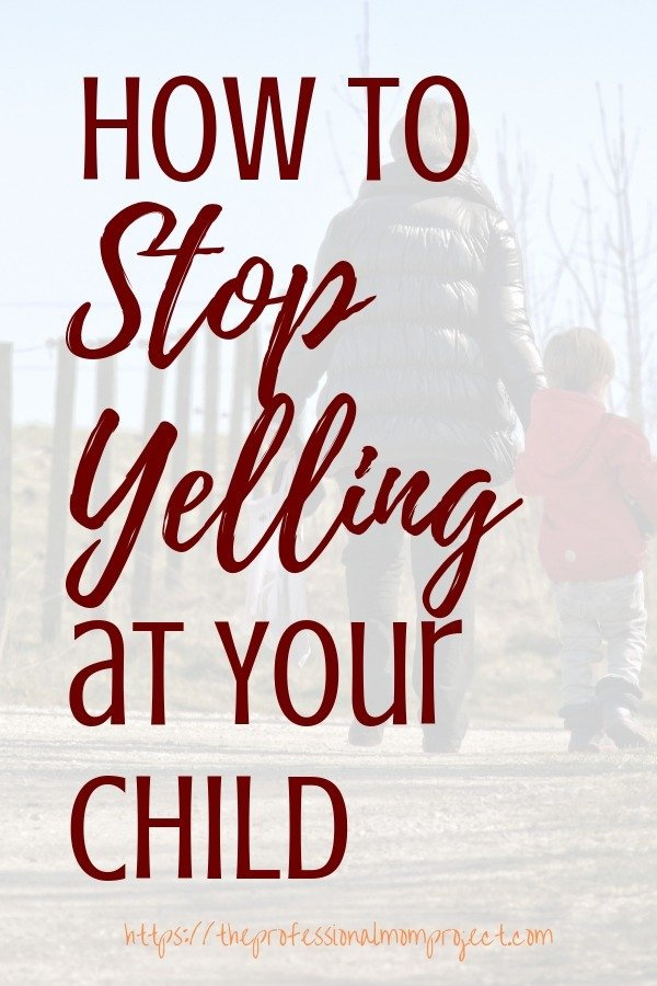 How to stop yelling at your child even when it's difficult! The key is how to be a more empathetic and caring parent.