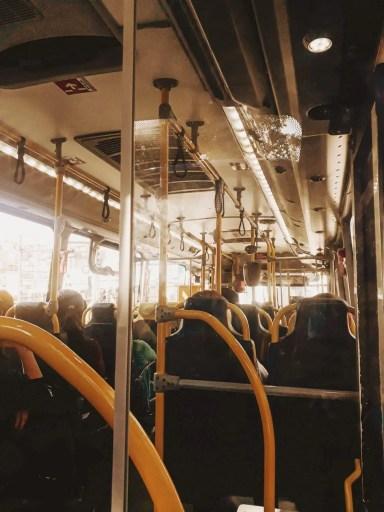 travel hacks local bus